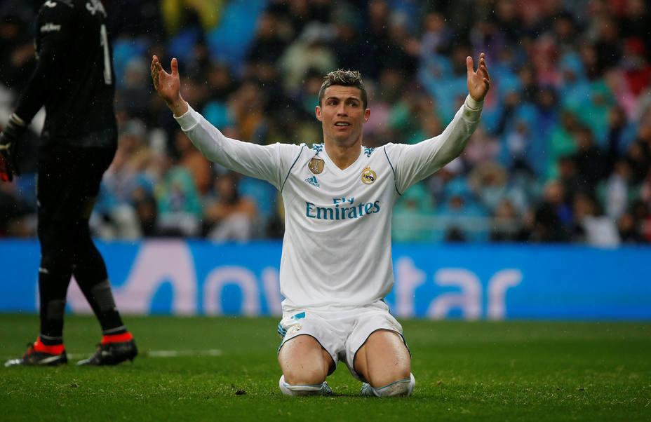 Sigue diluviando sobre el Madrid