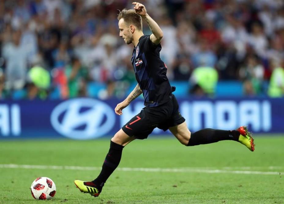 Rakitic volvió a dar la victoria a Croacia en los penaltis y ya están en semifinales