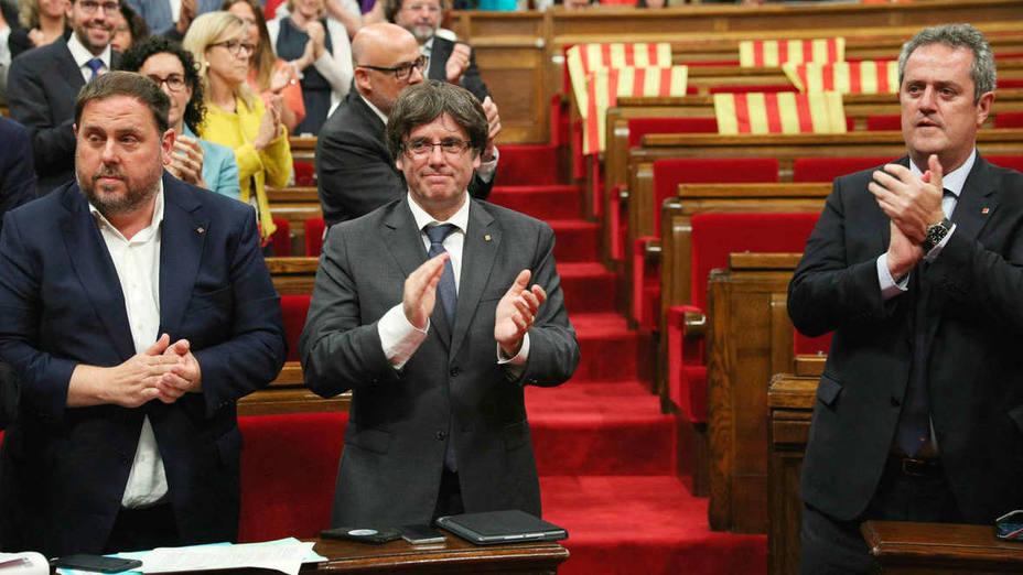 El juez niega a Junqueras, Forn y Sánchez acudir a votar al Parlament