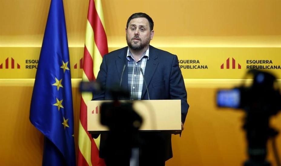 El juez no permitirá a Junqueras, Forn y Sánchez acudir a votar al Parlamento catalán