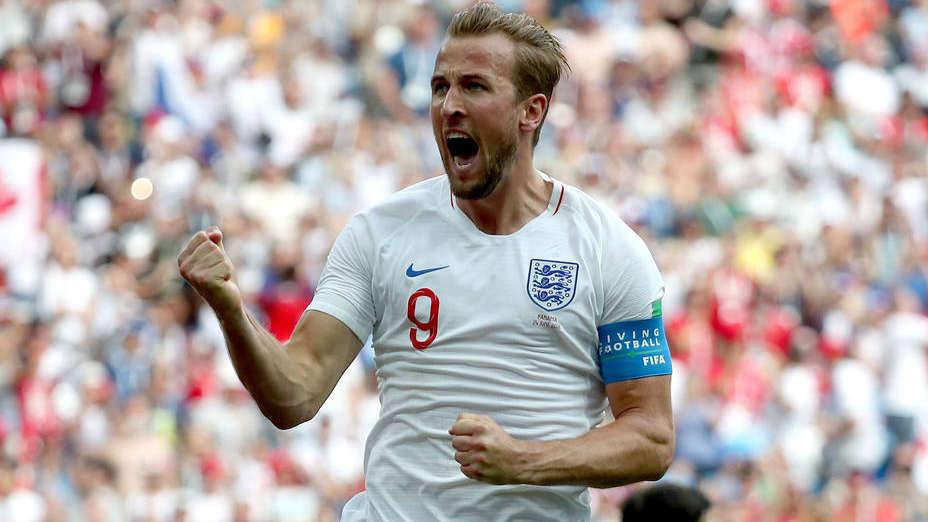 Harry Kane, pichichi del Mundial tras la 2ª jornada con cinco goles