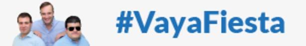 #VayaFiesta