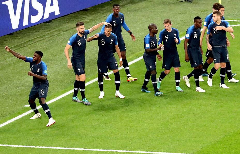 Francia, a la final