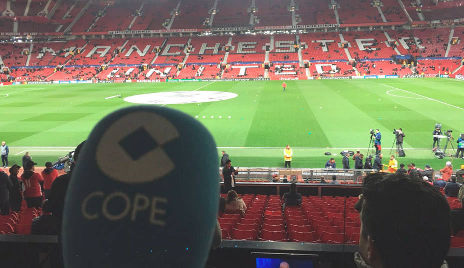Directo: Manchester, 0  Sevilla, 0