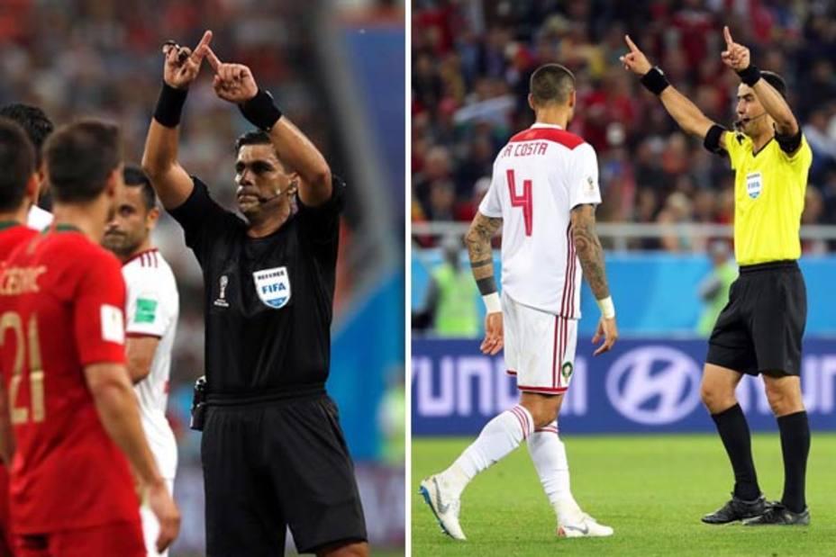 El VAR cambia el destino de España en el Mundial