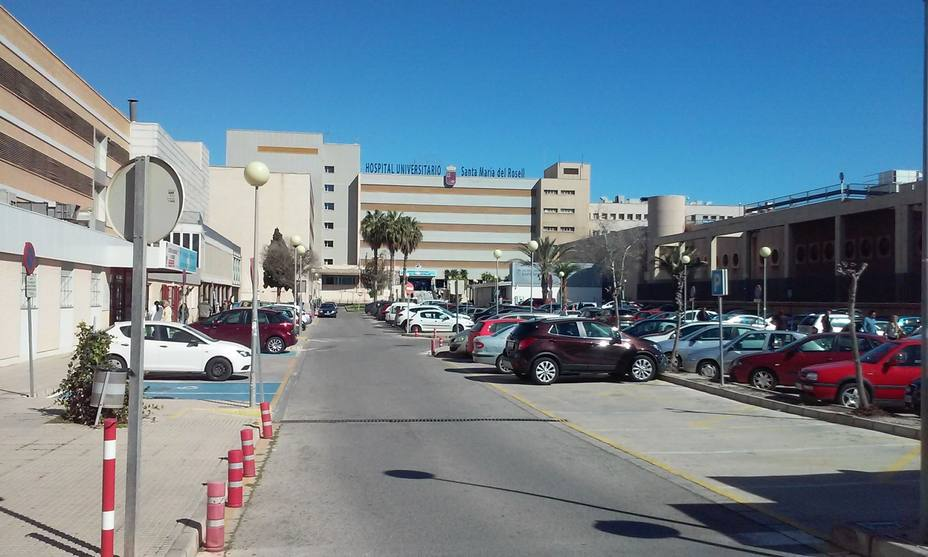 Hospital Santa María del Rosell de Cartagena