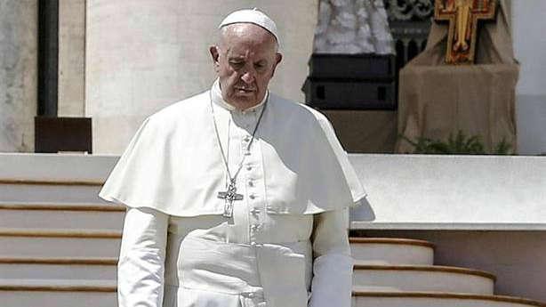El Papa, sobre el crimen de los abusos: Nunca será suficiente lo que se haga para pedir perdón