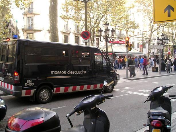Los Mossos rechazaron sumarse al Centro Antiterrorista español