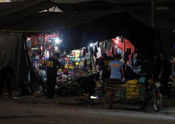 Dos personas muertas tras explosión en Filipinas