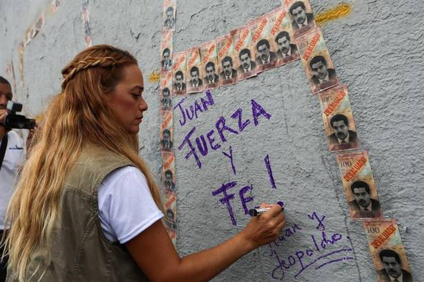 Aliento del Papa al pueblo venezolano