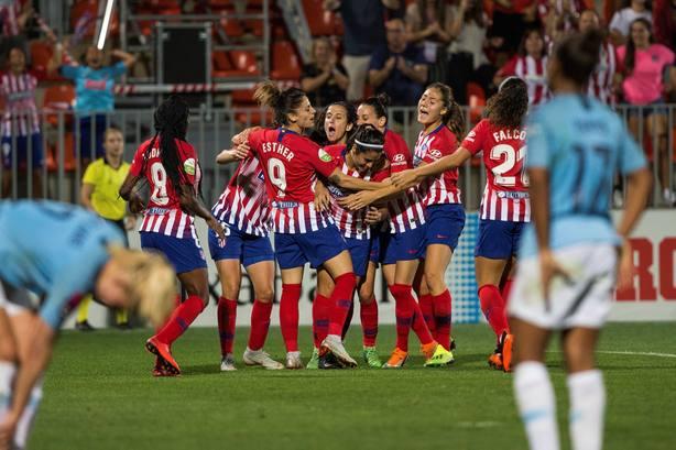 Atlético Madrid - Manchester City