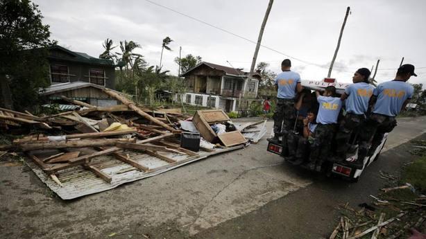 81 muertos y 70 desaparecidos por el tifón Mangkhut en Filipinas