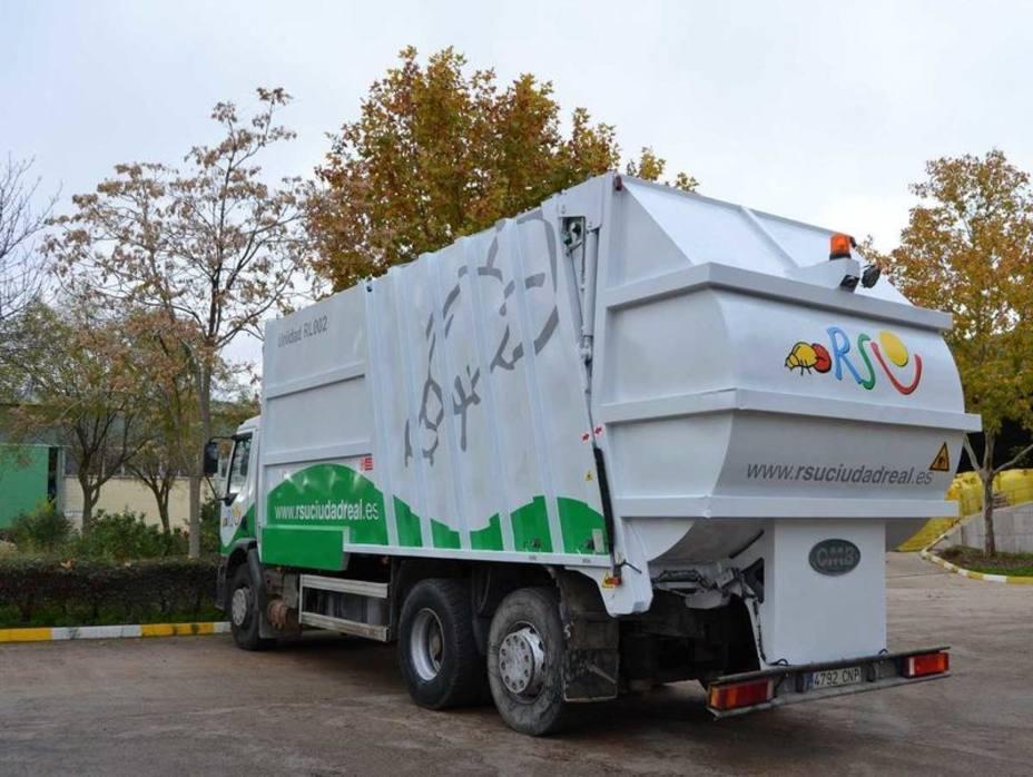 Esta noche no habrá recogida de basura en Ciudad Real y pedanías