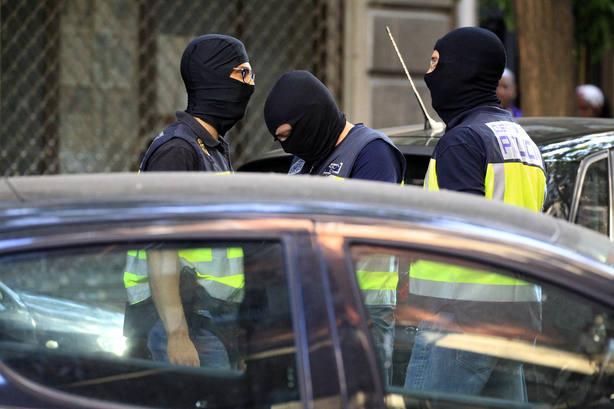 Detenido un presunto yihadista en Sagunto, a punto de viajar a Siria