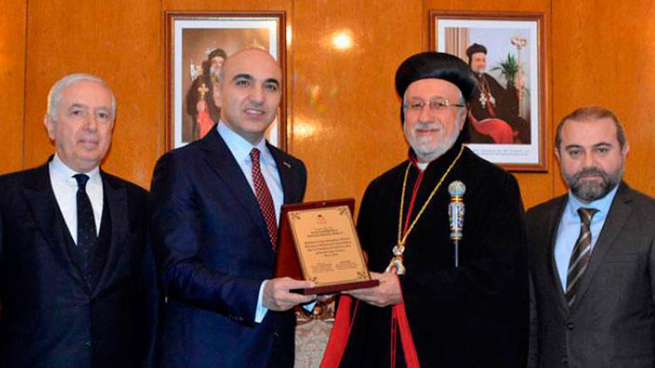 La nueva iglesia forma parte de los gestos de cercanía de los líderes políticos con las minorías religiosas