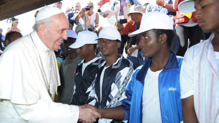 El Papa oficiará una misa por la acogida de inmigrantes