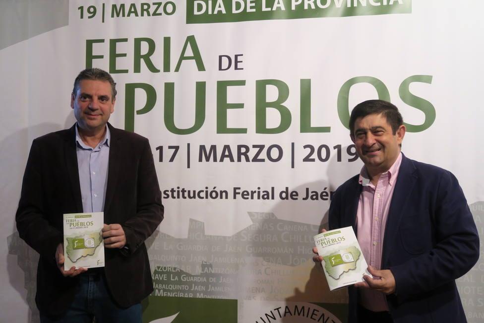 La VI Feria de los Pueblos volverá a mostrar lo mejor de nuestros 97 municipios