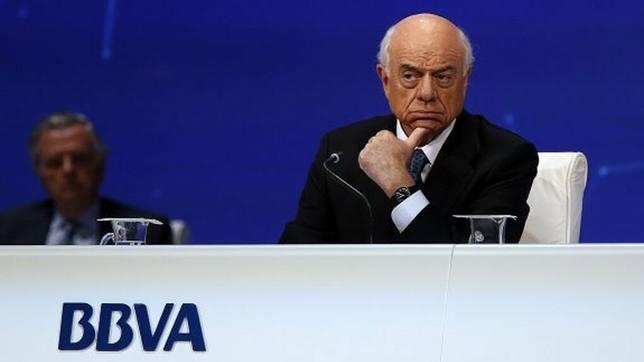 Francisco González renuncia temporalmente como presidente de honor de BBVA