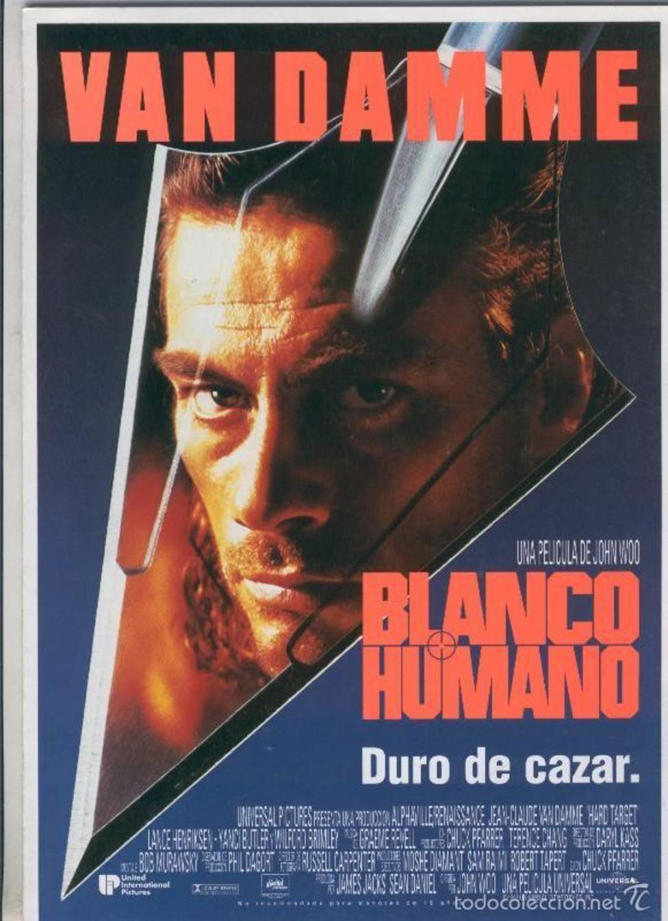 Fin de semana con Jean-Claude Van Damme, EN TRECE