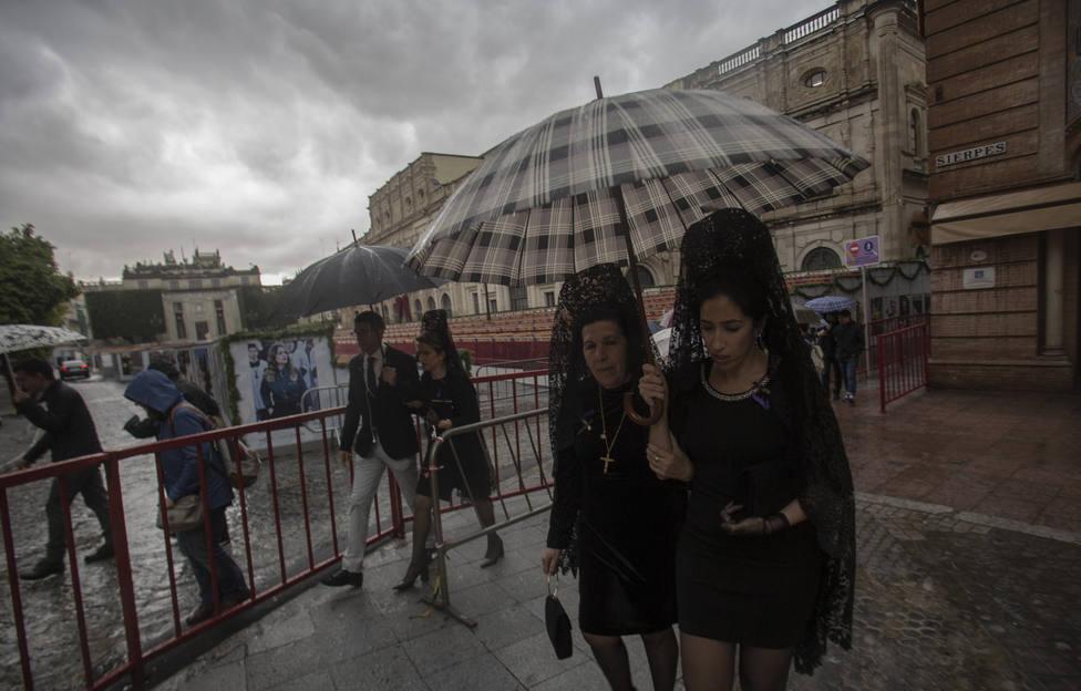 Las precipitaciones y el viento ponen este sábado en riesgo a 12 provincias