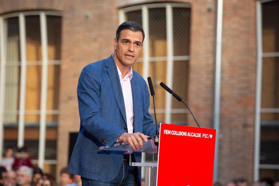 Sánchez, en Barcelona: Nosotros no vamos a dar lecciones de quién es un buen o mal catalán