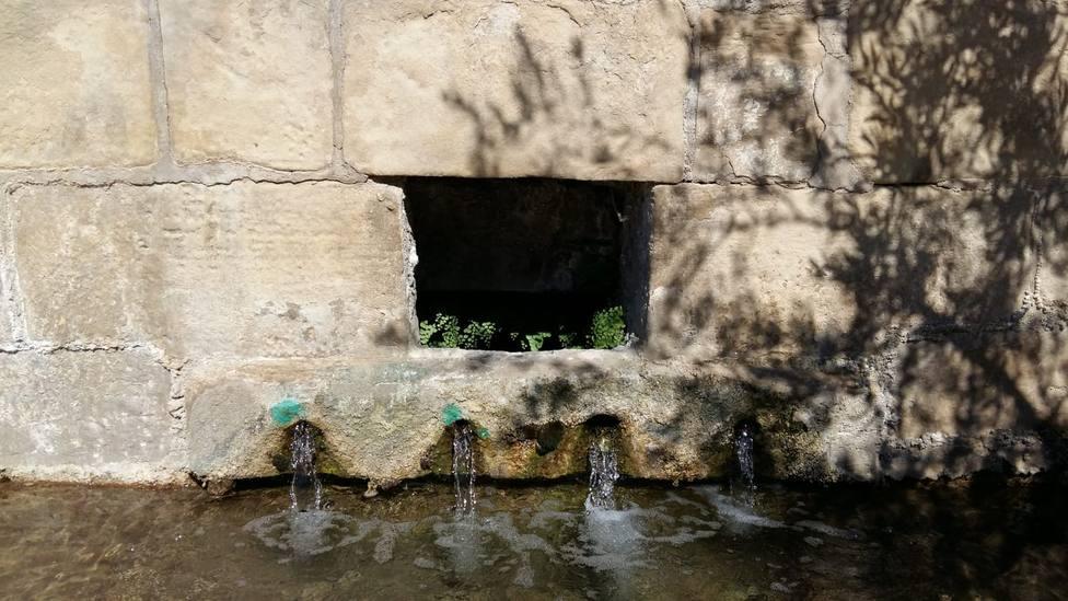 La Fuente de las Arcas, un lugar desconocido en Sesma