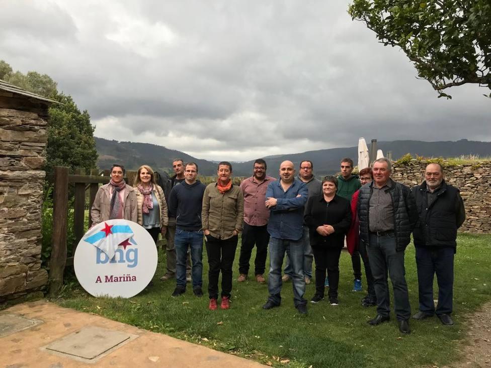 Candidatura BNG Lourenzá, municipales 2019