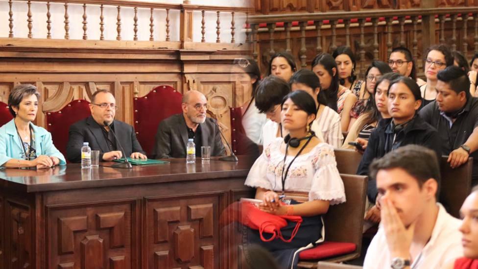 Se celebra en Salamanca un foro ecuménico con jóvenes de todas las culturas y creencias