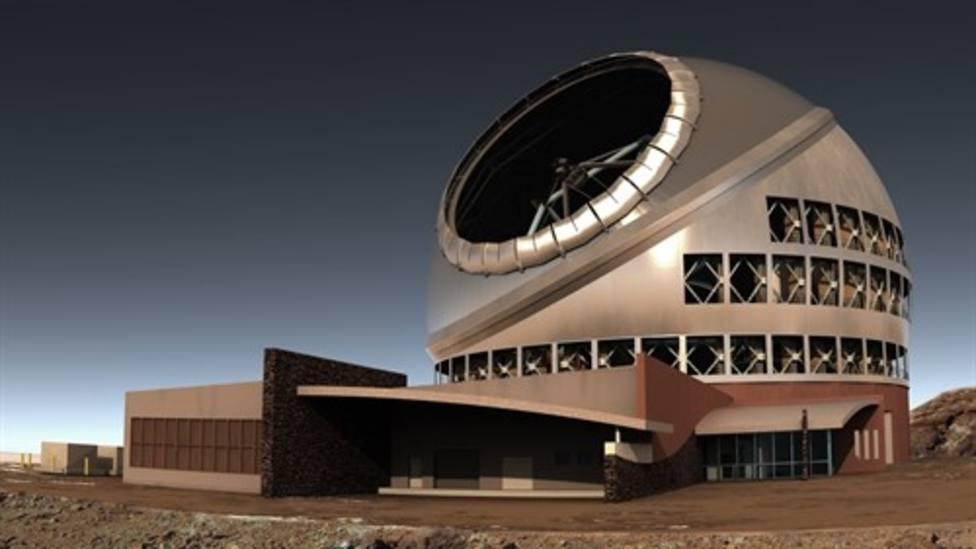 Canarias se convierte en el plan b para la construcción de un Telescopio de Treinta Metros