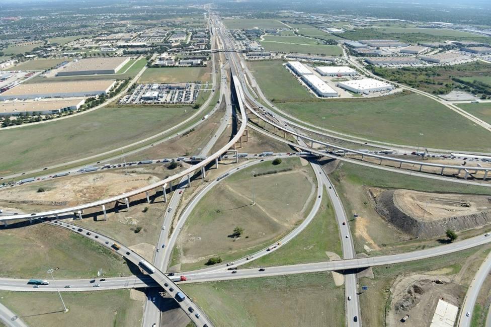 Ferrovial construirá y operará un nuevo tramo de la autopista texana NTE por 813 millones