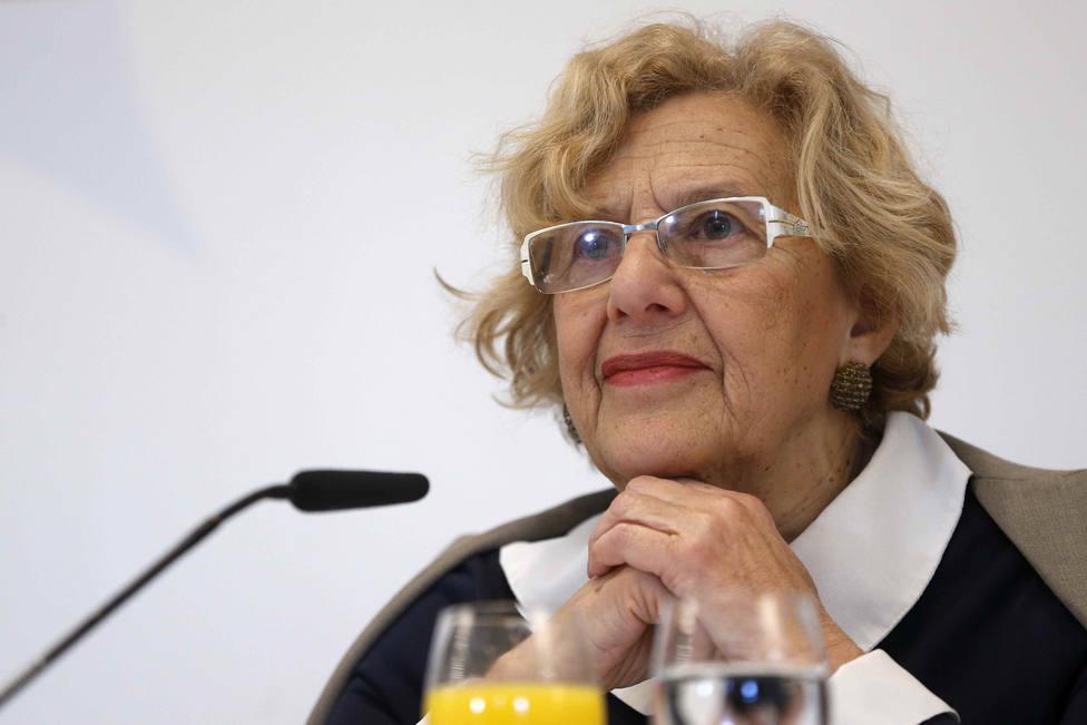 Carmena subvencionó al Open Arms con 70.000 euros en 2017