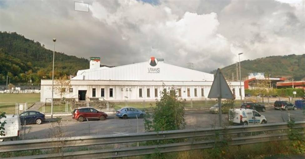 Fábrica de Vesuvius en Langreo