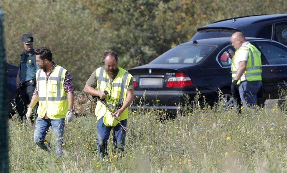 Encuentran la pistola con la que el autor confeso del triple crimen de Valga cometió los asesinatos