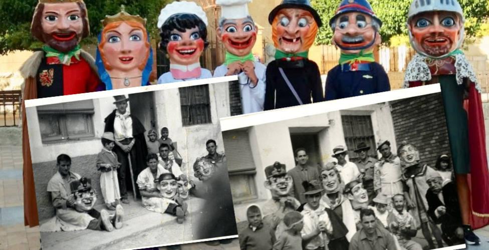 Grijota recupera añejas costumbres y tradiciones de la mano de la cofradíaCristo del Amparo