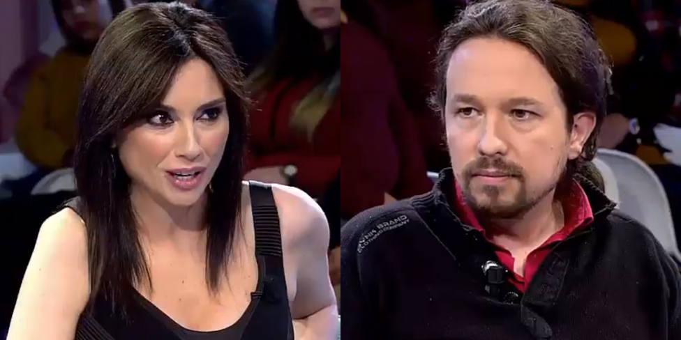 La pregunta machista de Marta Flich que deja helado a Pablo Iglesias