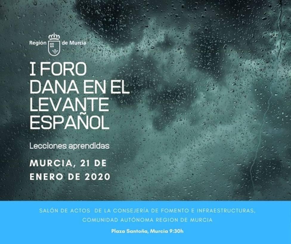 La Región acoge esta semana eI I Foro DANA en el Levante español