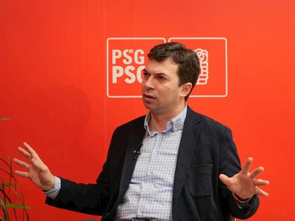 El cabeza de lista del PSOE en Galicia es Gonzalo Caballero
