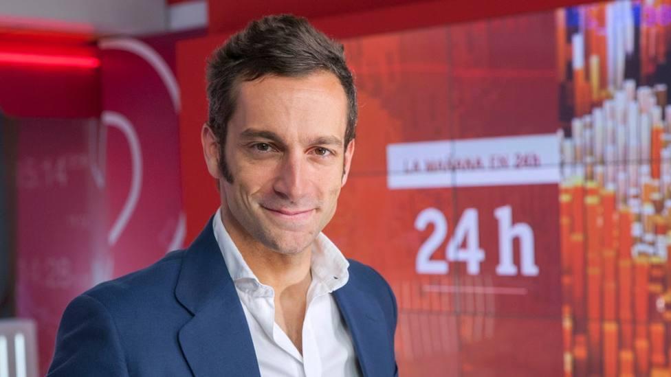 Álvaro Zancajo, nuevo director de Informativos de Canal Sur