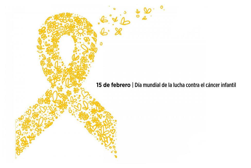 15 de febrero Día Internacional Ccaner Infantil