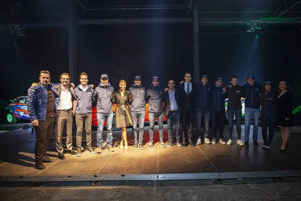 Terra Training tiene a Sordo como embajador y cinco pilotos para este 2020
