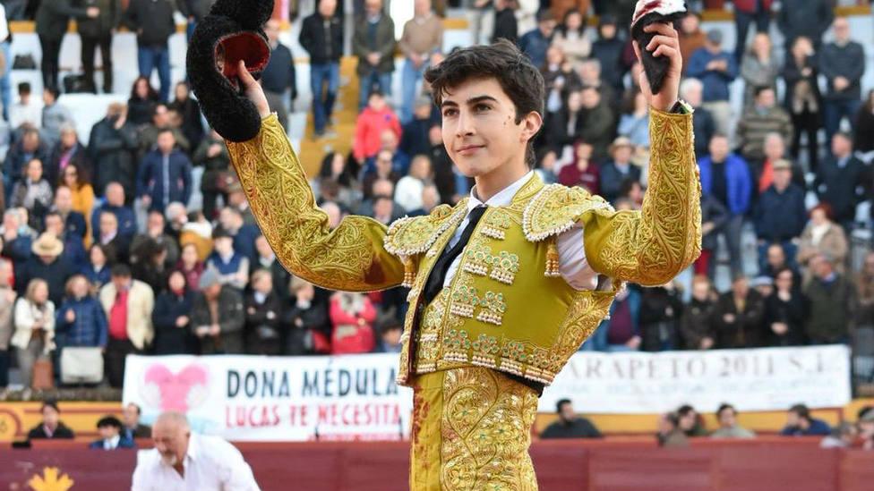 Manuel Perera podrá volver a vestir de luces tras superar el percance de Vistalegre