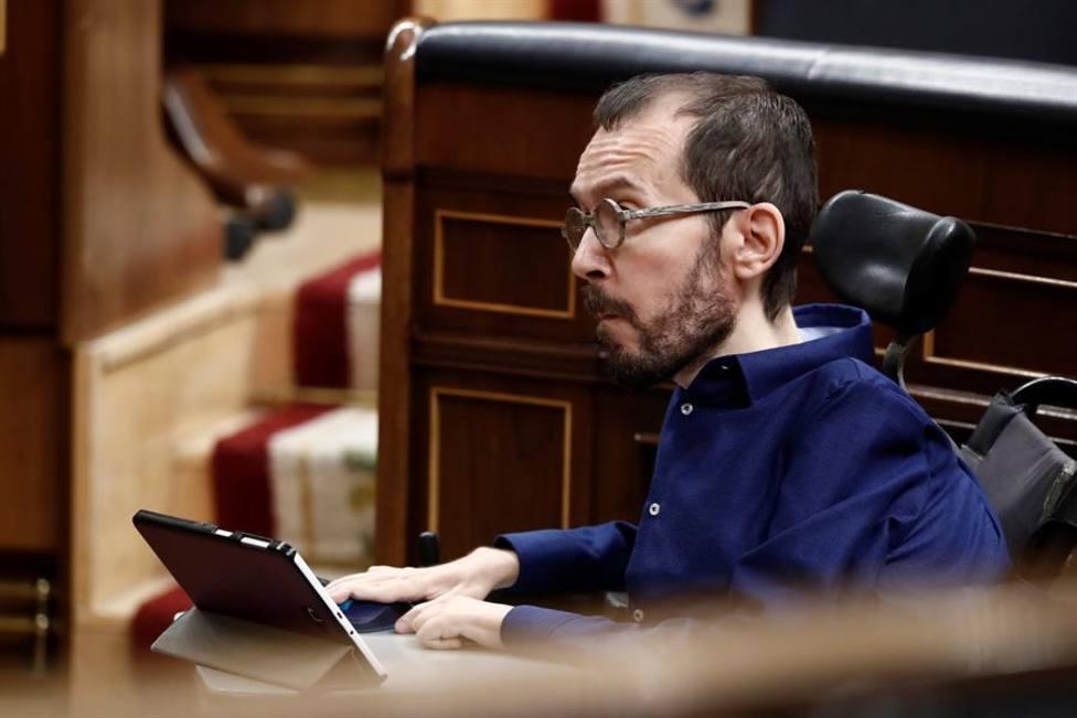 Unidas Podemos pide a Sánchez restringir aún más los movimientos si la pandemia empeora