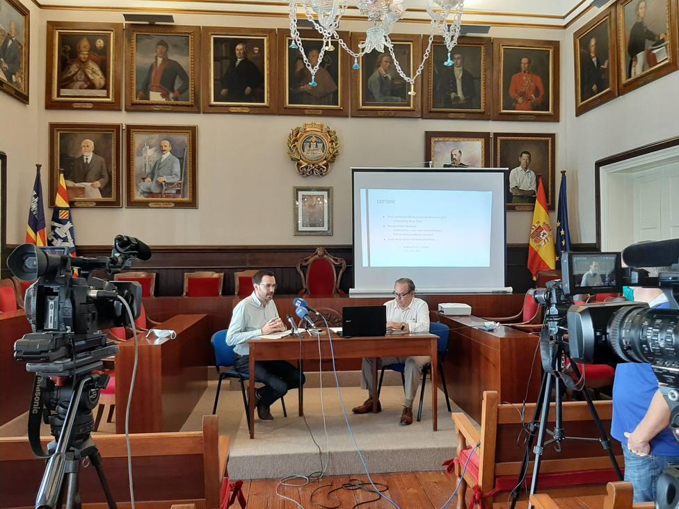 El Ayuntamiento de Maó aprueba una serie de cambios en el sentido de la circulación