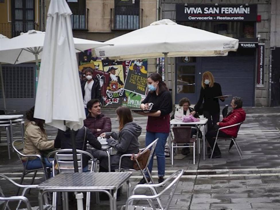 El PIB de Navarra decreció un 18,8% en el segundo trimestre respecto al año anterior