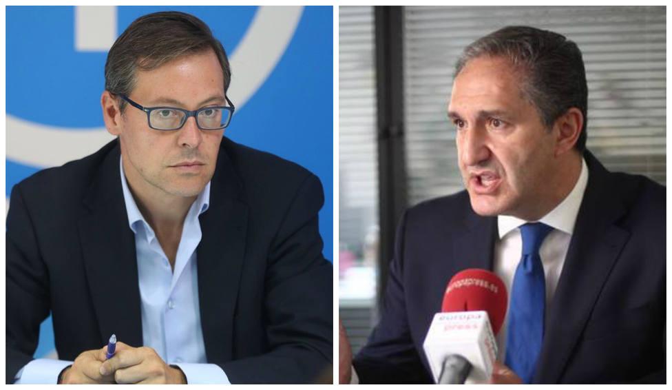 """Recado del PP tras la metedura de pata del portavoz del PSOE en la Asamblea de Madrid: """"Para que lo denuncies"""