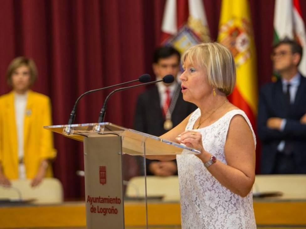 Pelzter renuncia al cargo de concejala de Educación por motivos de salud