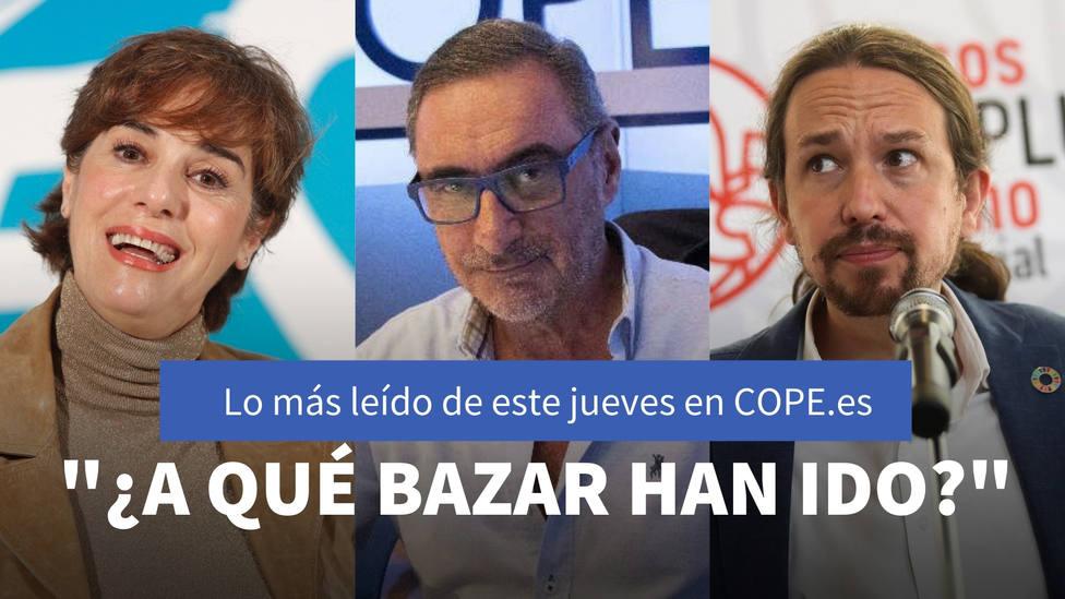 Los test de bazar del Gobierno contra los que Herrera carga sin piedad, entre lo más leído de este jueves