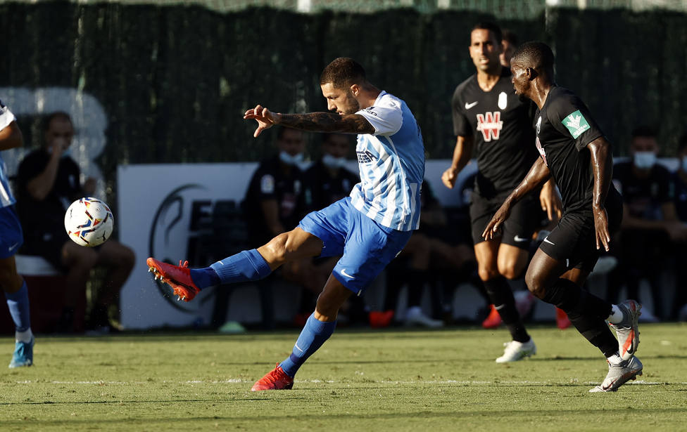 El Málaga comenzará la liga en Tenerife y la acabará en la Rosaleda ante el Castellón