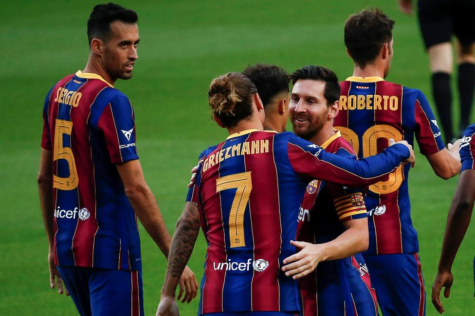 FC Barcelona vs. Elche CF