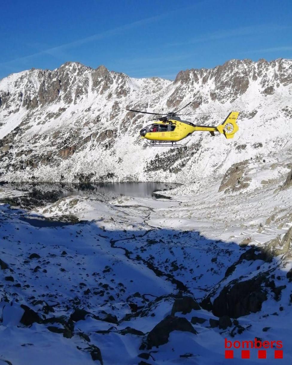 Sucesos.- Buscan a dos jóvenes desaparecidos en el Parque Nacional de Aig�estortes (Lleida)